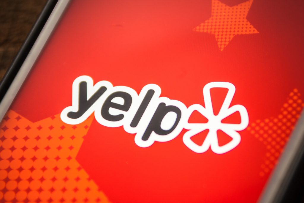 Yelp for small business